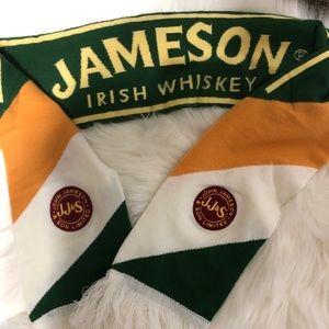 Jameson Irish Whisky scarf